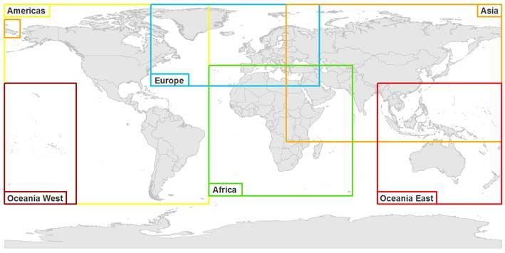 Downloads » Global Roads Open Access Data Set (gROADS), v1