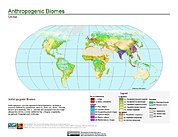 Map: Anthropogenic Biomes, v1