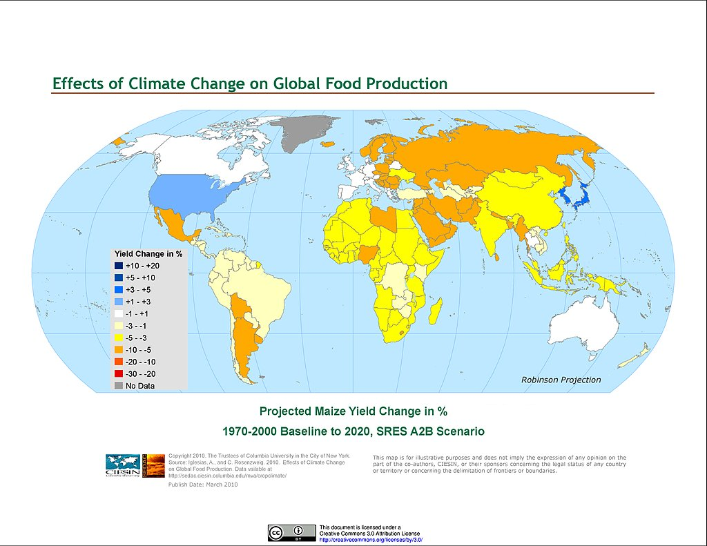 effects of climate change pdf