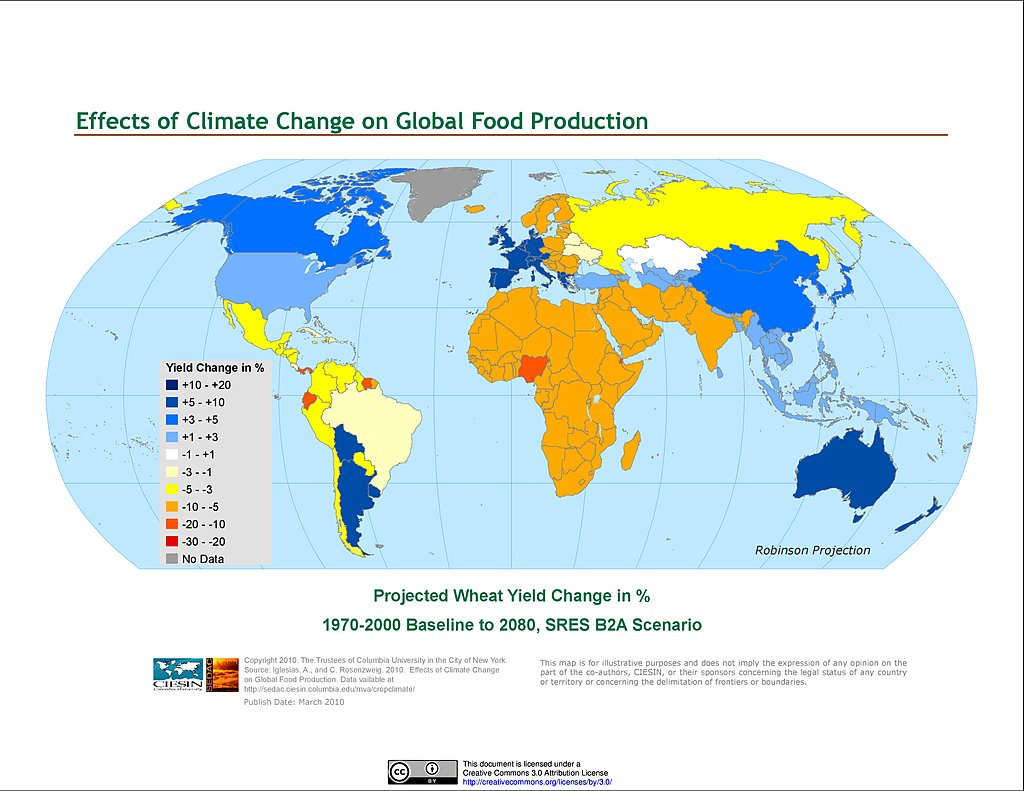 global climate effects on the citrus industry Ars home » news & events » news articles » research news » 2011 » examining climate change effects on wheat citrus disease global climate changes first.