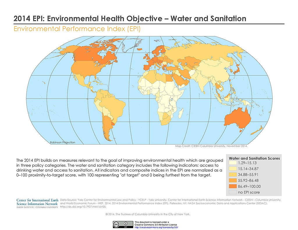 environmental health health impacts epi 2014