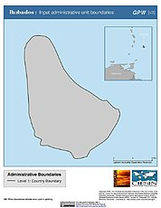 Map: Administrative Boundaries: Barbados