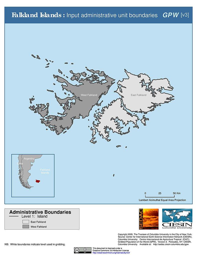 Maps Subnational Administrative Boundaries v3 SEDAC