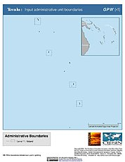 Map: Administrative Boundaries: Tuvalu