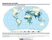 Map: Population Count (2000)