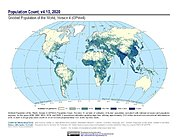 Map: Population Count (2020)