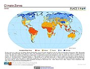 Map: Climate Zones