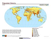 Map: Population Density