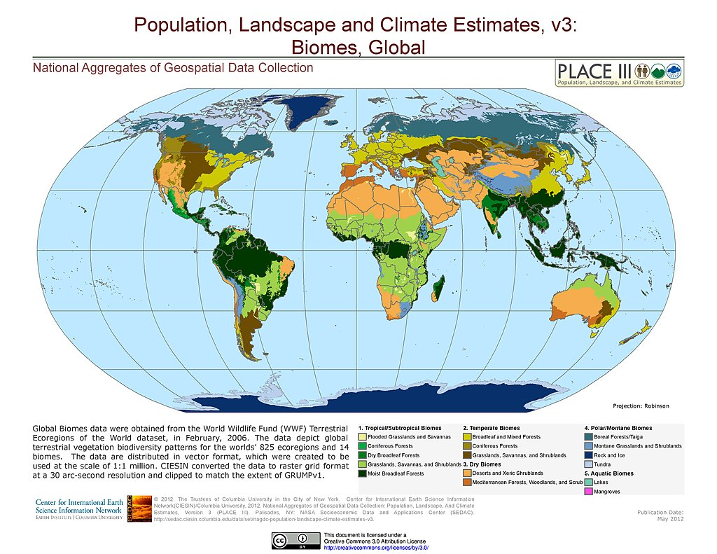 worksheet North American Biomes Worksheet maps population landscape and climate estimates place v3 biomes
