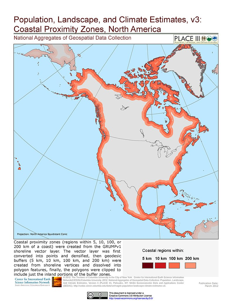 Map Of North America Climate Zones.Map Gallery Sedac