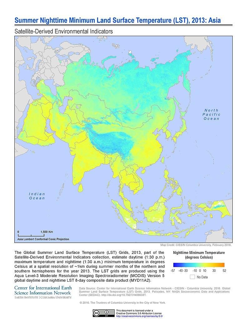 Map Of Asia 500.Map Gallery Sedac