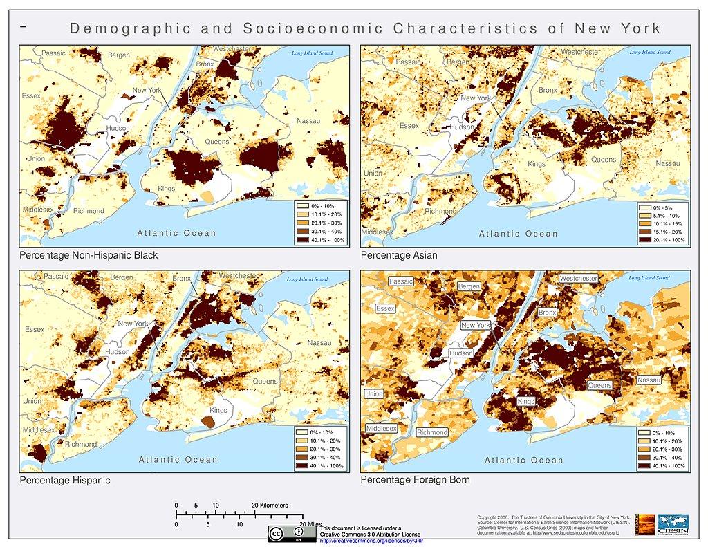 Maps US Census Grids SEDAC - Us census map