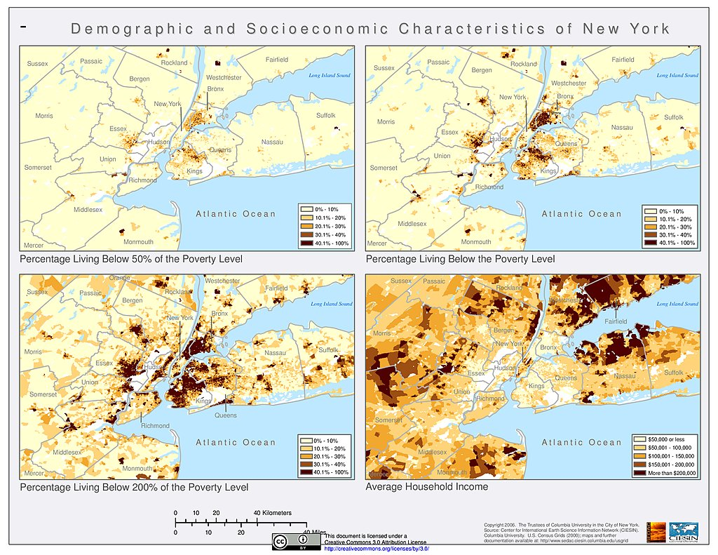 Maps Summary File Metropolitan Statistical Areas V SEDAC - Us msa map